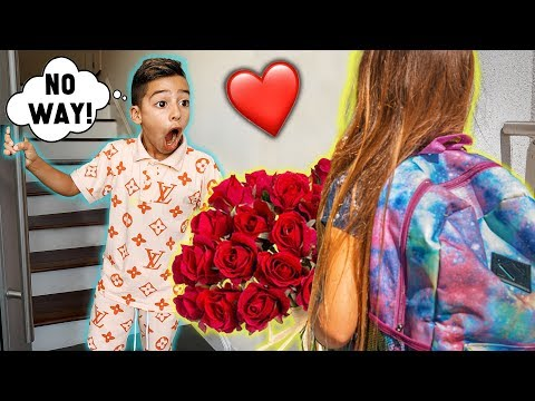 The BEST SURPRISE EVER!! I CAN'T BELIEVE IT.. | The Royalty Family