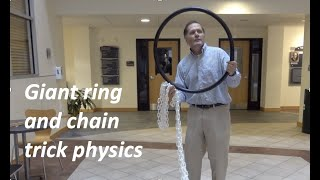 Ring and Chain Trick Supersized // Homemade