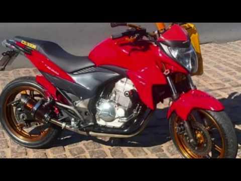 AS CB 300 MAIS TOP :Moto Personalizada