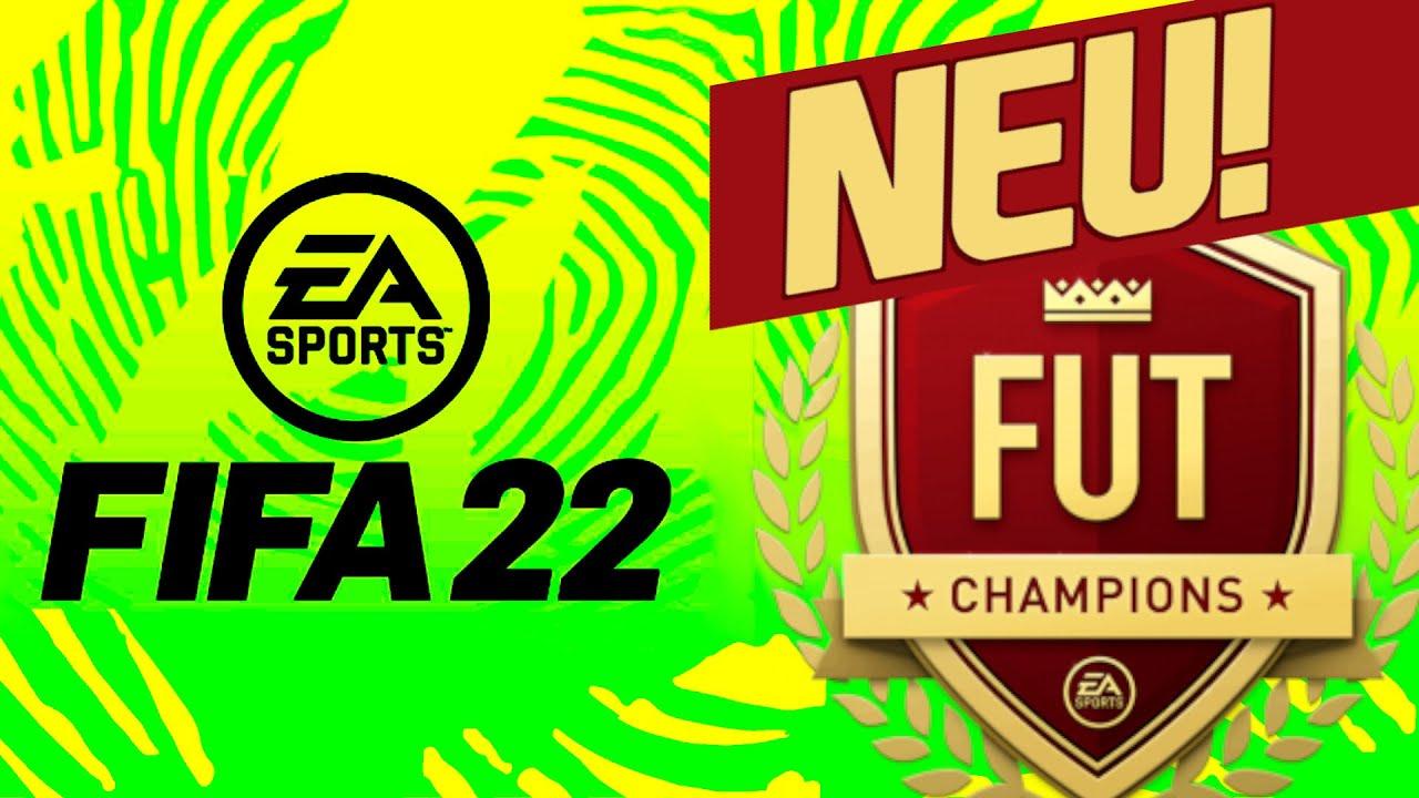 FIFA 22: WEEKEND LEAGUE NEWS & LEAKS! ✅😱 20 FUT CHAMPS SPIELE & NEUE REWARDS! | FIFA 22 (DEUTSCH)