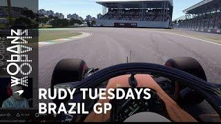 Rudy Tuesdays | Brazil GP