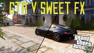 GTA V PC - Sweet FX Comparison Photo-realistic