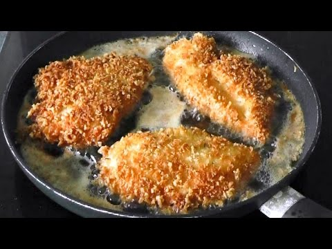 FRIED CHICKEN & NUGGETS tasty coating How to cook recipe