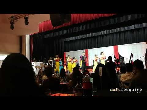 John Abraham Appreciates Dance Performance - Charity Dinner - Sydney Australia