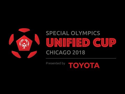Special Olympics Unified Cup Draw