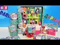 Сюрпризы в Консервных Банках от HASBRO #LPS Littlest Pet Shop Surprise Food Fest #КУКЛЫ #СЕМЕЙКА