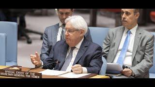 المبعوث الدولي لليمن يعلن عزمه عقد الجولة الأولى من المشاورات في 6 سبتمبر/أيلول