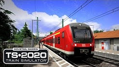 TS 2020 | Was ist neu im Train Simulator 2020? ☆ Let's Play Train Simulator 2020