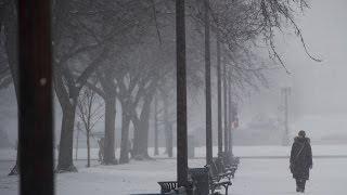Segunda gran tormenta invernal amenaza al este del país -- Noticiero Univisión