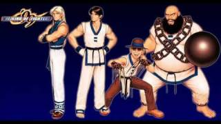 The King Of Fighters '99 - The Way To Rebirth (ost & Ast)