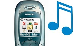 Siemens MC60 ringtones