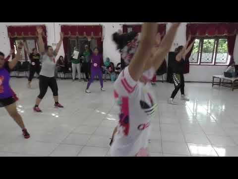 Senam aerobic musik jaran goyang by supra nada