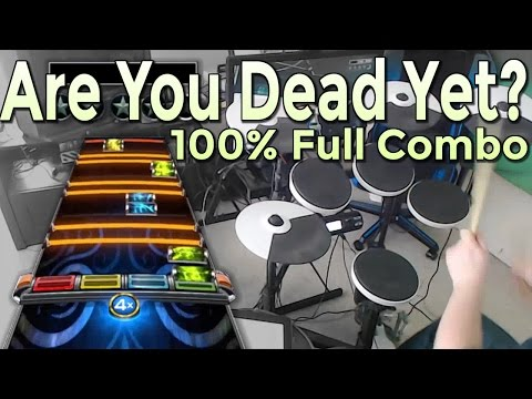 Children Of Bodom - Are You Dead Yet? 100% FC (Expert Pro Drums RB4)