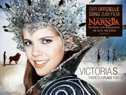 Narnia 3 Official Music Video: Victoria S - 'There's a place for us'