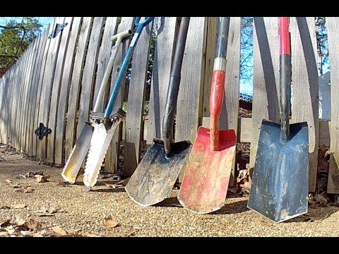 Metal Detecting - Shovels
