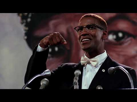 Malcolm X - Racial explosion