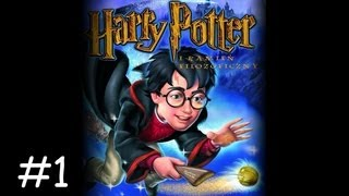 Let's Play Harry Potter i Kamień Filozoficzny cz.1