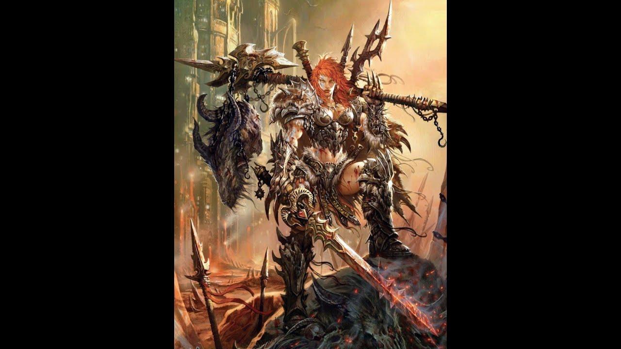 Diablo  Valkyrie Build