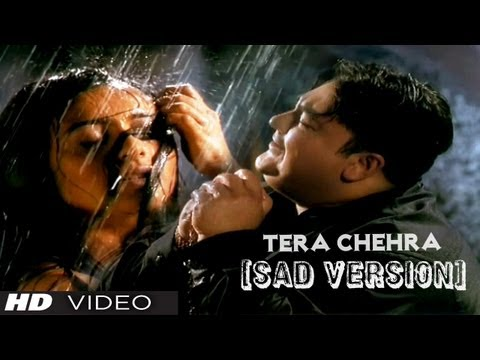 Adnan Sami Tera Chehra Full  Song HD Sad Version Feat Rani Mukherjee