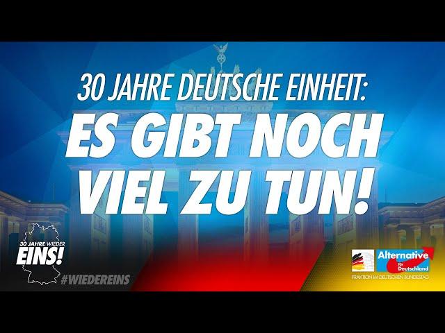 Ansprache zum Tag der deutschen Einheit 2020