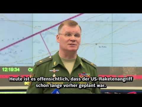 US-Bomben auf Syrien: Russland klärt auf ☛ was westliche Medien nicht zeigen