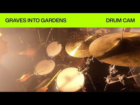 Graves Into Gardens   Drum Cam   Elevation Worship