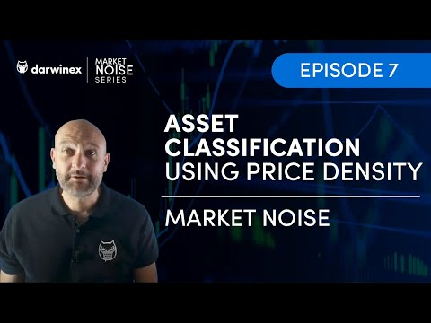 Classifying Trading Assets using Market Noise