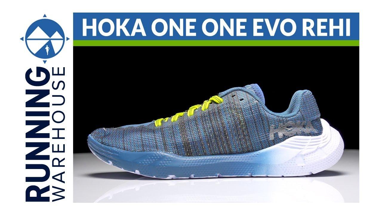 HOKA ONE ONE Evo Rehi First Look Review