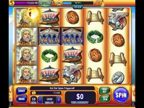 Jackpot party casino zeus ii stardancer gambling boat