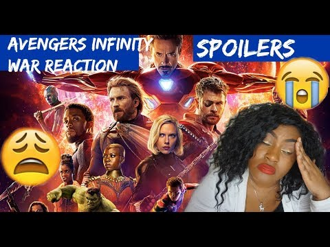 Avengers Infinity War  Reaction