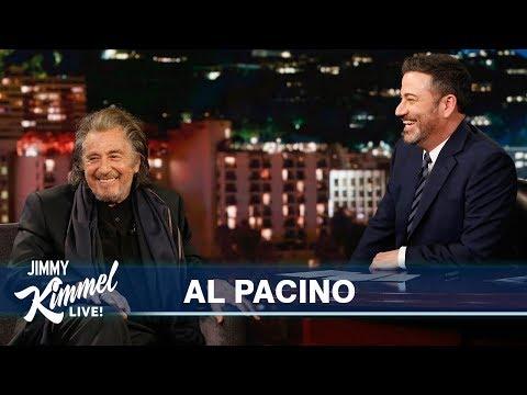 Al Pacino on New Show Hunters