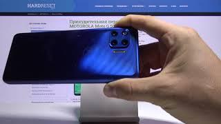 Motorola Moto G 5G Plus — Распаковка. Первый обзор.