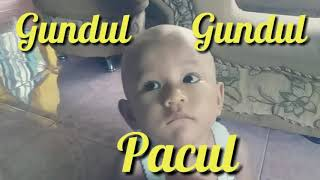 GUNDUL GUNDUL PACUL - Lagu Jawa Tradisional (VIDEO + LIRIK) MANTAAP.. LUCU