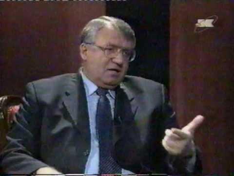 Šešelj - Čanak, TV duel, Oktobar 2000, 3.kanal