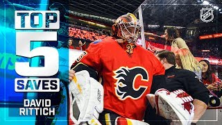Top 5 David Rittich saves from 2018-19