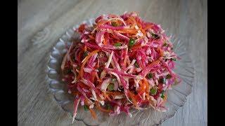 Бесподобный Осенний Салат с Редькой! Не Просто Вкусно, а Очень Вкусно! Salad with Radish