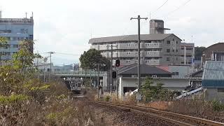 【鉄道走行動画】JR土讃線 薊野→土佐一宮 回送列車〈単行〉