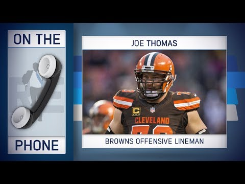 Cleveland Browns OL Joe Thomas Talks Buying the Panthers & More w/Rich Eisen | Full Interview