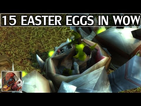 15 Easter Eggs in World of Warcraft