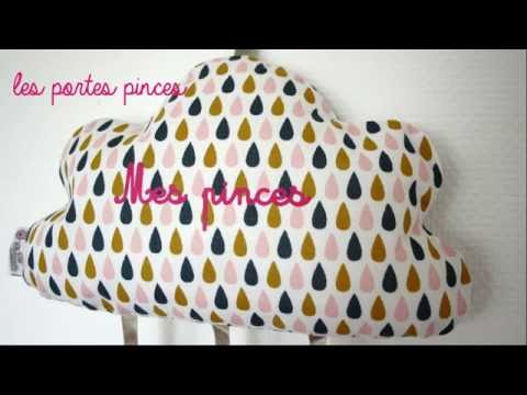 Be Chouette portes pinces be chouette - youtube