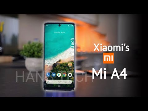Xiaomi's Mi A4 - Detailed Specifications Revealed!!!