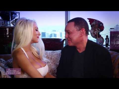 Dr. Ava Cadell with Courtney Stodden & Doug Hutchison in Sex Counseling