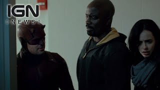 Don't Expect A New Daredevil For At Least Two Years - IGN News