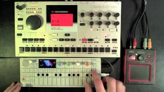 Machinedrum, OP-1