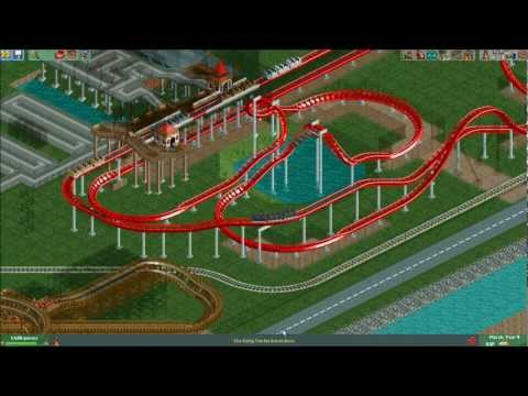 OpenRCT2 Cedar Point Recreation | PointBuzz