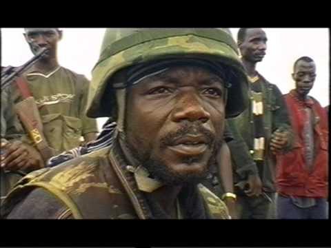 Война в Либерии