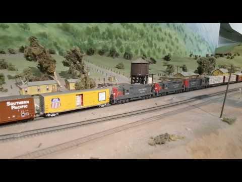 Southern Pacific Lumber Drags - La Mesa Club