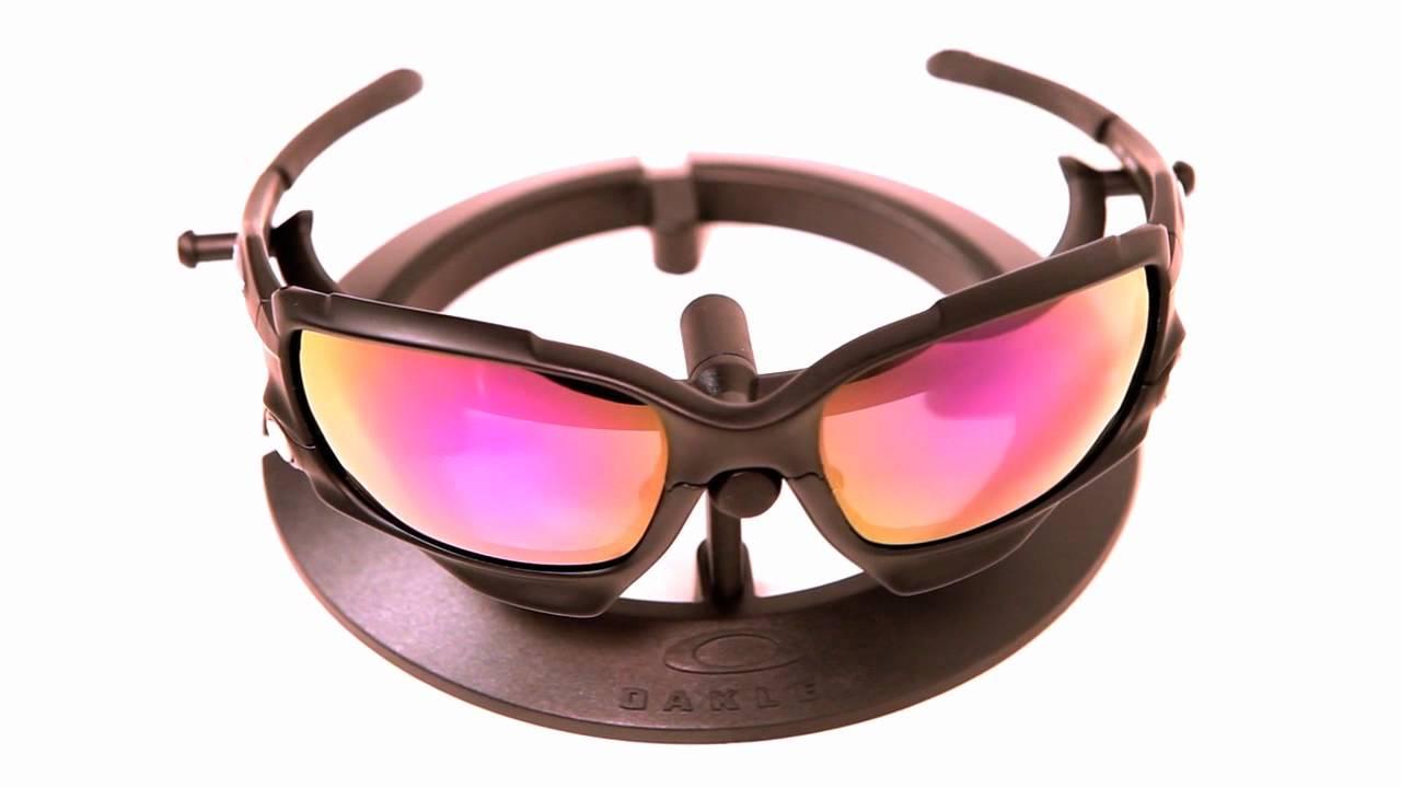Polarized Plasma Purple Visionary Lenses for Oakley Jawbone Sunglasses f0eb4bf839