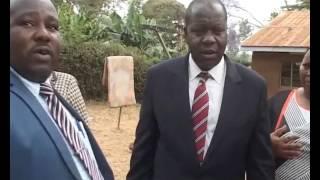 Matiangi ambush Kathiani Schools