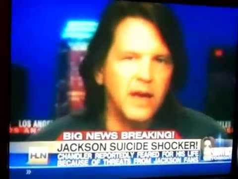 Evan Chandler - Suicide  Shocker (2009)